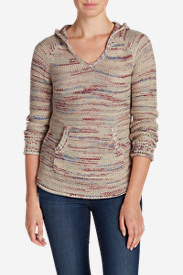 Women's Westbridge Pullover Sweater in Beige