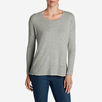 Women's Christine Pullover Sweater in Gray