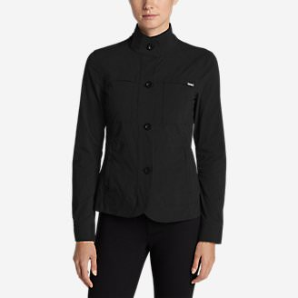 Women's Voyager 2.0 Jacket in Black
