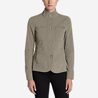 Women's Voyager 2.0 Jacket in Beige