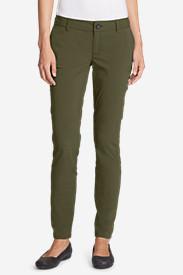 Women's Voyager 2.0 Pants in Green