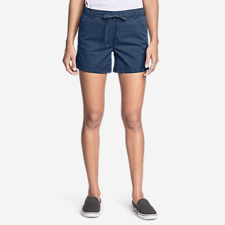 Women's Kick Back 2.0 Pull-On Shorts in Blue