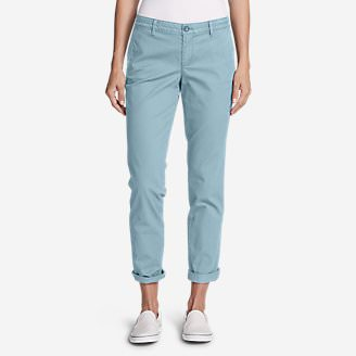 Women's Stretch Legend Wash Pants - Boyfriend in Blue