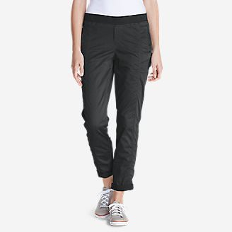 Women's Kick Back Twill Pants in Gray