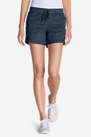 Women's Kick Back 5' Twill Shorts in Blue