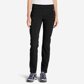 Women's Incline Pants in Black