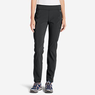 Women's Incline Pants in Gray