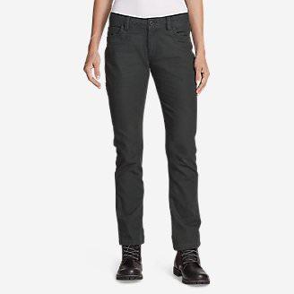 Women's Mountain Jeans in Gray