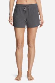 Women's Trail Seeker Shorts in Gray