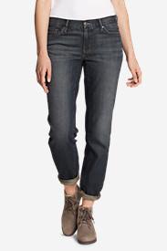 Women's Boyfriend Jeans in Blue