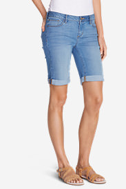 Women's Elysian Bermuda Shorts in Blue