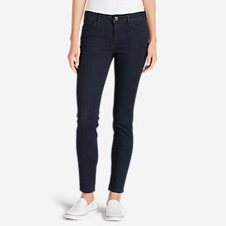 Women's Elysian Skinny Jeans - Slightly Curvy in Blue