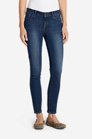 Women's Elysian Skinny Jeans - Slightly Curvy in Blue