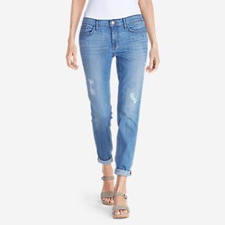 Women's Boyfriend Elysian Slim Leg Jeans in Blue