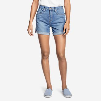 Women's Original High-Rise Shorts in Blue