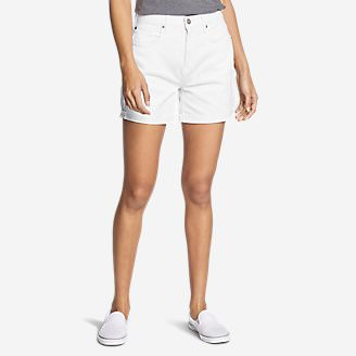 Women's Original High-Rise Shorts in White