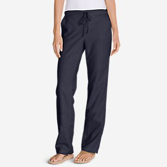 Women's Freeland Pants in Blue