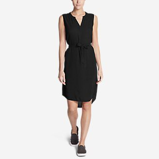 Women's Sunrise Dress - Solid in Black
