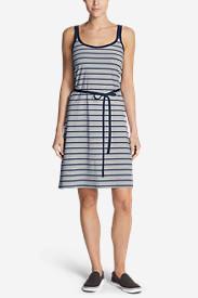 Women's Lookout Cami Dress - Print in Blue
