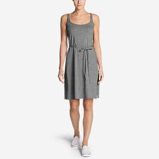 Women's Lookout Cami Dress - Print in Gray