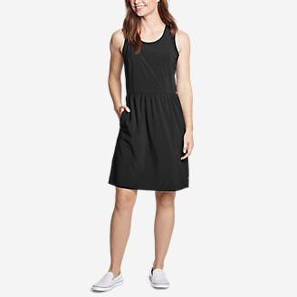 Women's Departure Dress - Solid in Black
