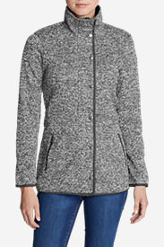 Women's Radiator Textured Field Jacket in Gray