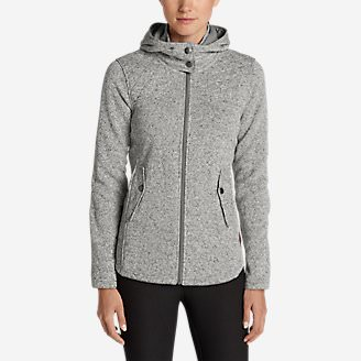 Women's Radiator Fleece Cirrus Jacket in Gray