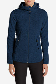 Women's Radiator Cirrus Jacket in Blue