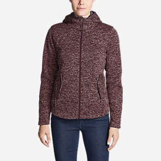Women's Radiator Fleece Cirrus Jacket in Pink