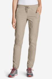 Women's Horizon Adjustable Jogger Pants in White