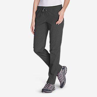 Women's Horizon Adjustable Jogger Pants in Gray