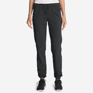 Women's Horizon Adjustable Jogger Pants in Gray
