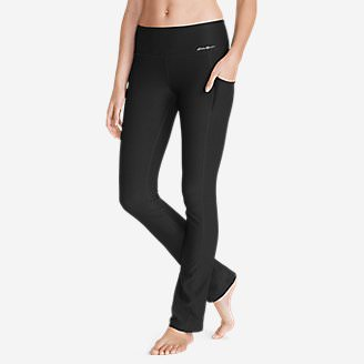 Women's Movement Pants in Gray