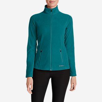 Women's Quest Full-Zip Jacket in Blue