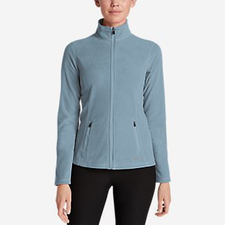 Women's Quest Full-Zip Jacket in Blue