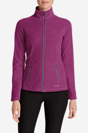 Women's Quest Full-Zip Jacket in Purple