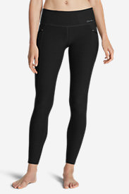 Women's Trail Tight Leggings - DWR in Black