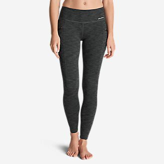 Women's Trail Tight Leggings - 2D Heather in Gray