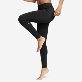 Women's Guide Pro Trail Tight Leggings in Black