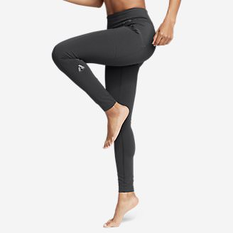 Women's Guide Pro Trail Tight Leggings in Gray