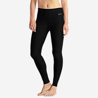 Women's Movement Leggings - Solid in Black