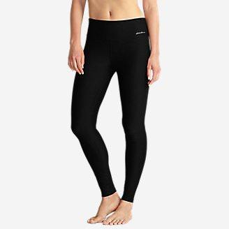 Women's Movement Leggings - Solid in Black