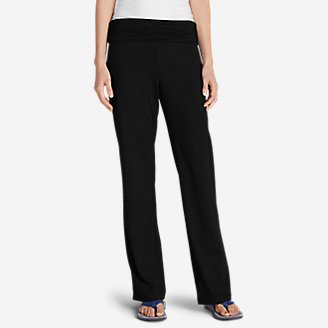 Women's Aster Pants in Black