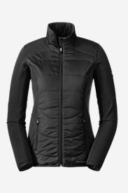 Women's IgniteLite Hybrid Jacket in Black