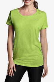 Women's Resolution Dolman-Sleeve Tunic in Green