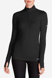 Women's Resolution IR 1/4-Zip in Black