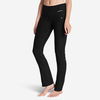 Women's Trail Tight Pants in Black
