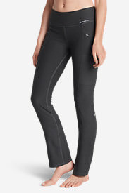 Women's Trail Tight Pants in Gray