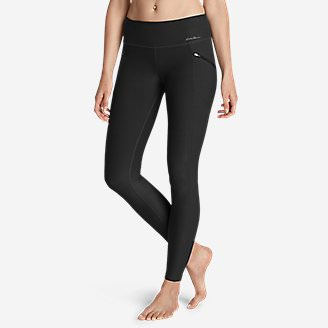 Women's Trail Tight Leggings in Black