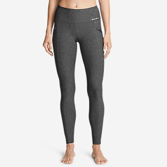 Women's Trail Tight Leggings in Gray
